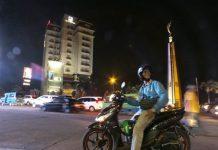 Ojek Indonesia Motorcycle Taxi