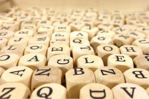 Indonesian Alphabets