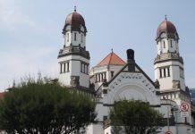 Lawang Sewu iin Semarang City