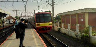 Indonesia Commuter Train Service