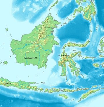 Indonesia Largest Islands