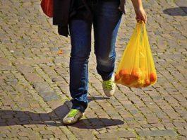 Plastic Bag In Indonesia