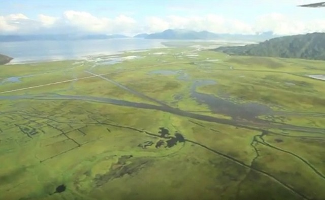 The Largest Lake In Indonesia - Paniai Lake