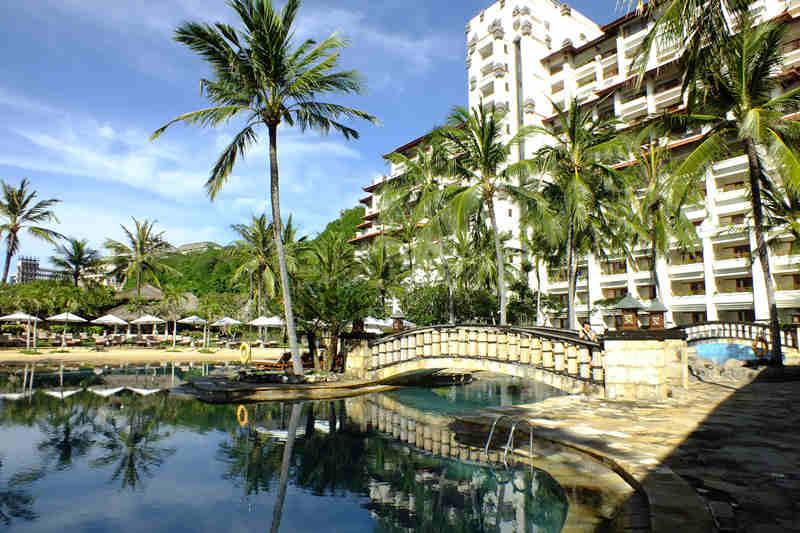 Grand NIkko Hotel Nusa Dua Beach Bali