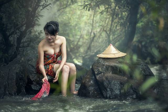 how to praise Indonesian women or girl beauty